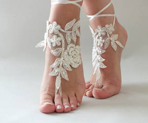 etsy, lace shoes, and wedding shoes image