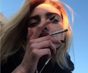 girl, tumblr, and alternative image