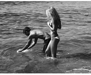 couple, girl, and summer image