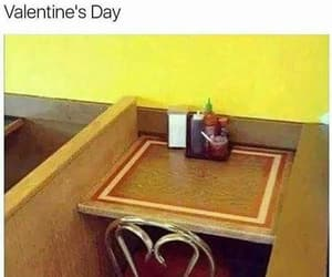funny, valentines day, and food image