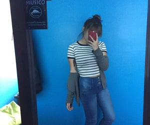 girl, informal, and outfit image