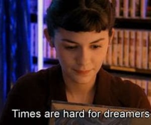 dreamer, amelie, and quotes image