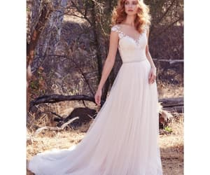 Maggie, winter, and tulle image