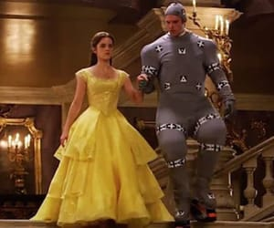 article, critic, and beauty and the beast image