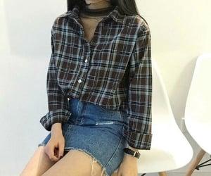 fashion, kfashion, and shirt image