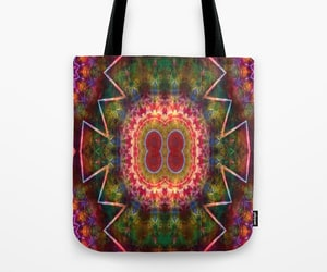 bag, pattern, and cool image