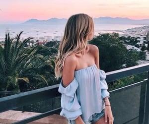 fashion, girl, and holiday image