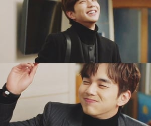 kdrama, seung ho, and i am not a robot image