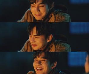 smile, kdrama, and seung ho image