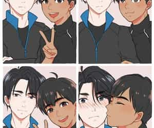 yaoi, Boys Love, and yuri on ice image