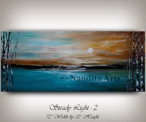 abstract art, Abstract Painting, and art image