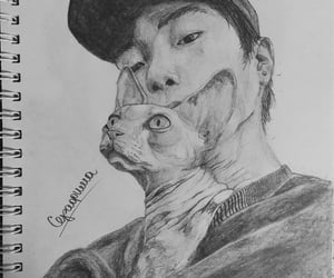 art, boy, and korea image