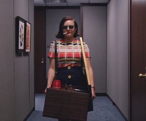 mad men, woman, and peggy olson image