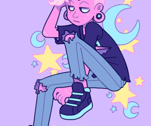 lars and steven universe image