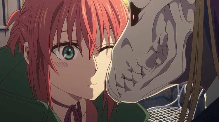 anime, my posts, and mahou tsukai no yome image
