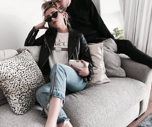 couple, fashion, and gucci image