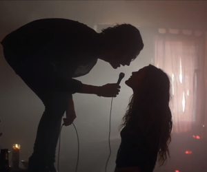 love, couple, and the 1975 image