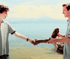 call me by your name, oliver, and cmbyn image