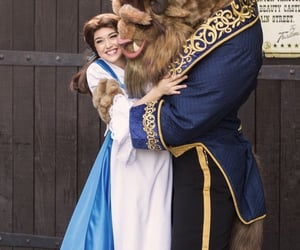 beauty and the beast, cosplay, and disney image