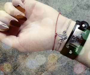 acessories, nails, and weed image