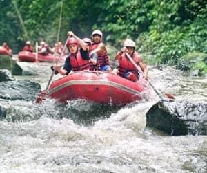 activity, adventure, and asia image