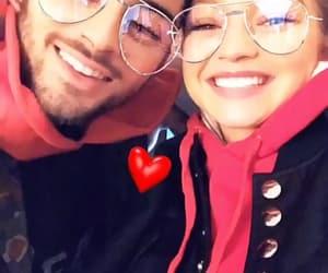 gigi hadid, couple, and zigi image