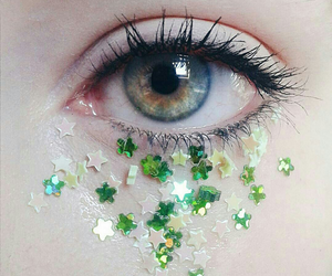 eye, tumblr, and art image