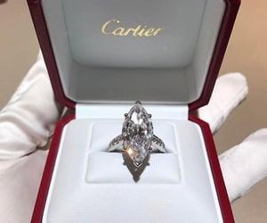 cartier, diamond, and jewelry image
