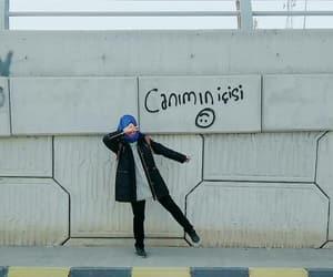 cool, hijab, and turkiye image
