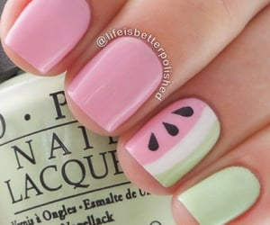 beauty, pink, and watermelon image
