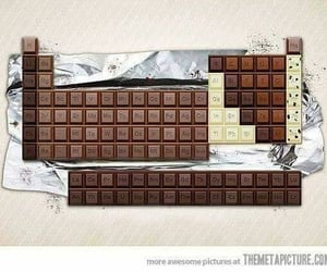 chocolate, funny, and chemistry image