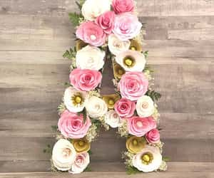 etsy, paper flowers, and wall decor image