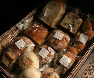 bread, delicious, and yummy image