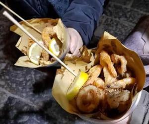 napoli, pesce, and salerno image