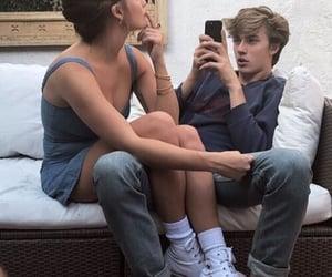 boyfriend, couple, and model image