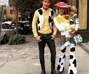 family, Francisco Lachowski, and Halloween image