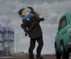 yurio, yuri on ice, and yuri plisetsky image