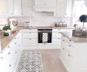 kitchen, home, and style image