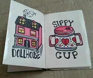 dollhouse, sippy cup, and melanie martinez image