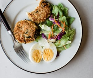 egg, food, and lunch image
