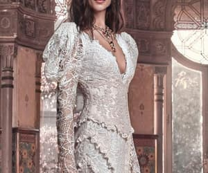 Couture, bridal, and dress image