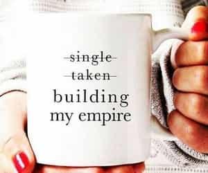 mug and single image