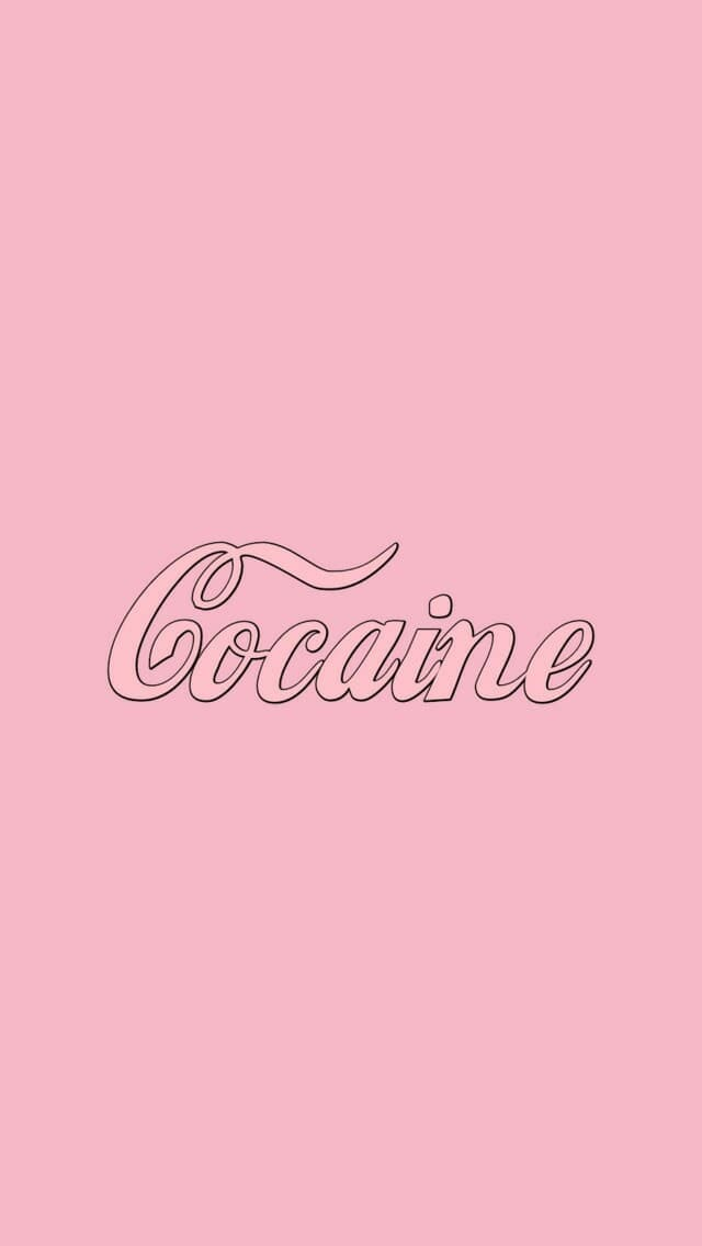 Cocaine Wallpaper Discovered By Hilal On We Heart It