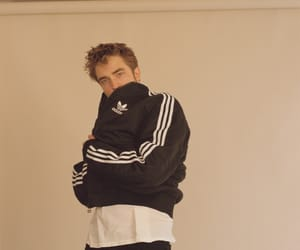 robert pattinson, adidas, and boy image