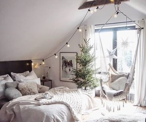 bedroom decor, style, and home image
