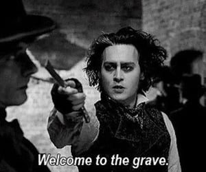 johnny depp, sweeney todd, and gif image