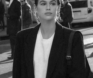 model, fashion, and kaia gerber image