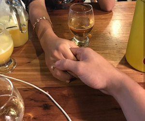 couples, hands, and romantic image