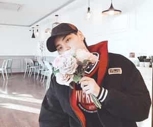 kpop, yim youngjun, and bias image
