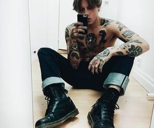 bad boy, Hot, and grunge image